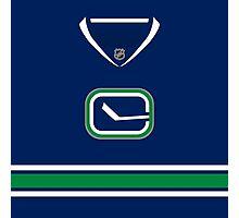 Vancouver Canucks Alternate Jersey Photographic Print