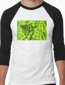 Romanesco broccoli  Men's Baseball ¾ T-Shirt