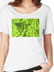 Romanesco broccoli  Women's Relaxed Fit T-Shirt