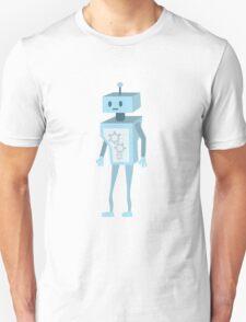Blue Bot Unisex T-Shirt