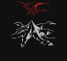 Lonely Mountain Womens T-Shirt
