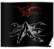 Lonely Mountain Poster