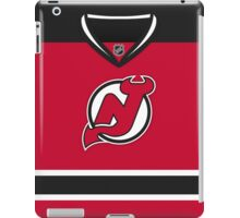 New Jersey Devils Home Jersey iPad Case/Skin