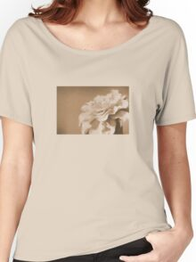 Sepia Marigold Women's Relaxed Fit T-Shirt