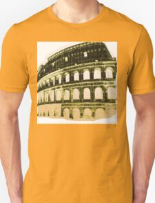 The Grided Colosseum 2 T-Shirt
