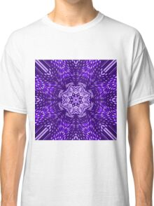 Abstract / Psychedelic / Geometric Artwork Classic T-Shirt