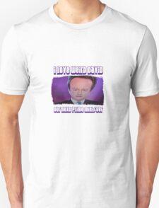 weird david t-shirt T-Shirt
