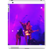 KISS live on stage at Download 2015 iPad Case/Skin