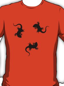 3 Lizards - Gecko T-Shirt T-Shirt
