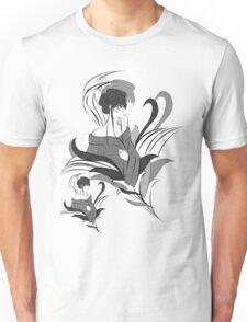 japanese Flower Unisex T-Shirt