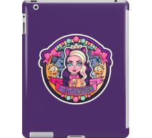 Kitty Kat Gaming Art Nouveau iPad Case/Skin