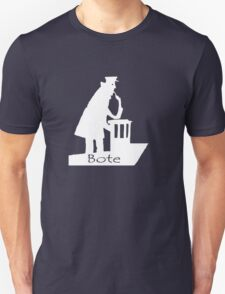 Bote White Unisex T-Shirt