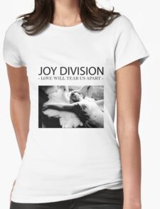 Joy D Womens Fitted T-Shirt