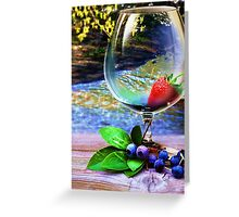 Celebrating Spring Greeting Card