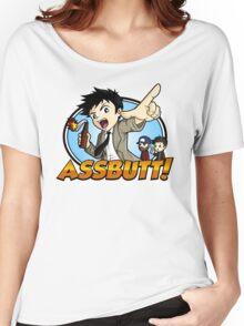 Hey Assbutt! Women's Relaxed Fit T-Shirt