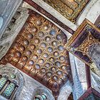Ceiling in a Cairo Mosque by Michael Stiso