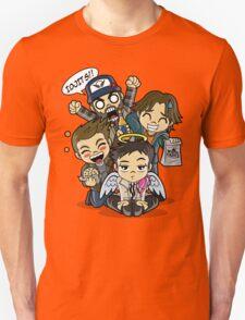 Poor Castiel Unisex T-Shirt