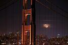 The Moon and The Bridge by MattGranz
