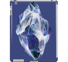 Blue Crystal iPad Case/Skin