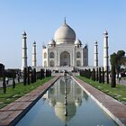 Taj Mahalin by Matthew Seabourne
