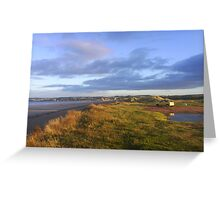 West Sands, St Andrews 1 Greeting Card