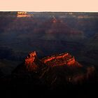Sunset at Grand Canyon by mAriO vAllejO