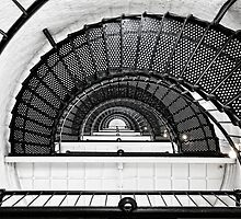 Spiral Ascent by Janet Fikar