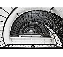 Spiral Ascent Photographic Print
