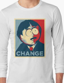 South Park Change  Long Sleeve T-Shirt