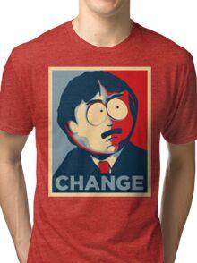 South Park Change  Tri-blend T-Shirt