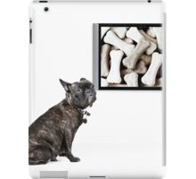 TV Dinner iPad Case/Skin