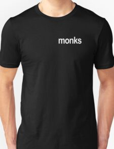 "Monks - ""Back Monk Time"" T Shirt T-Shirt"