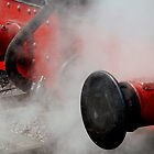 Locomotive bumpers in Steam by buttonpresser