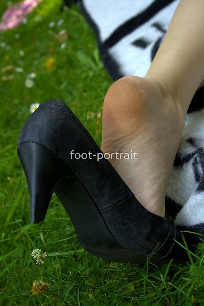 Summer Feeling I by foot-portrait