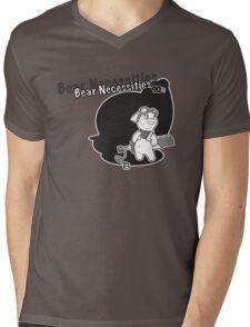 Bear Necessities: Undergrad Tee Mens V-Neck T-Shirt