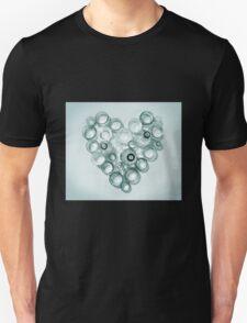 Heart of Glass Unisex T-Shirt