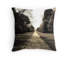 Westonbirt Arboretum Throw Pillow
