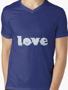 Liquid Love Mens V-Neck T-Shirt