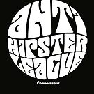 ANTI HIPSTER LEAGUE by casualco