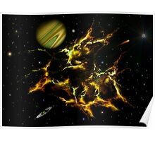 Return to Planet Diversion Poster