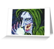 The Eater of Souls Greeting Card