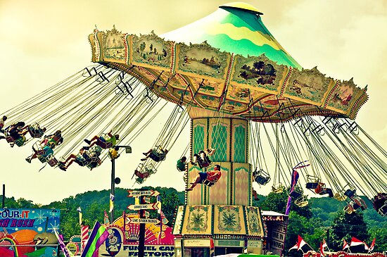 Zip & Swing by JennyChesnick