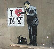 I LOVE NY by Marghe3891