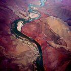 The Colorado River by mAriO vAllejO