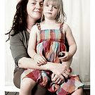 Vicki & Georgina Gwendoline Neilson McLeod by Philip  Rogan