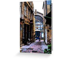 Rue Greeting Card