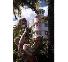 Classic Miami Photographic Print
