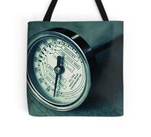 Meat Thermometer Tote Bag
