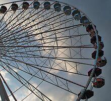 Ferris Wheel, Austria by Laura Cooper