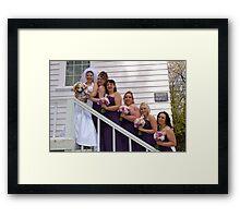 Private Property Framed Print
